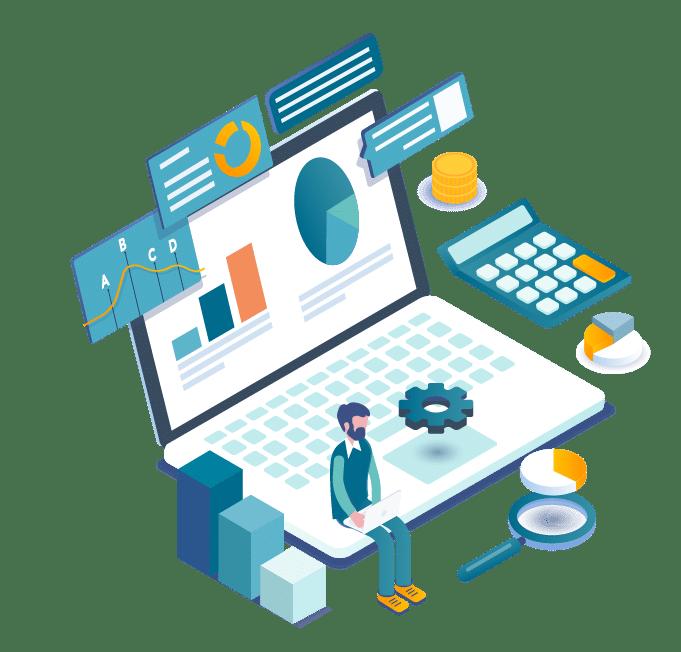Unternehmen kennen die Vorteile des Outsourcings